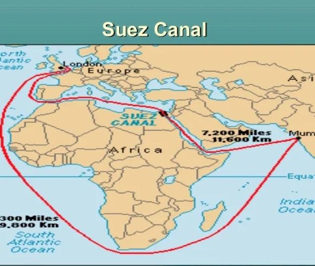 Suez Canalsuez Canal 8