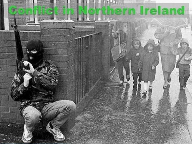 Ireland conflict