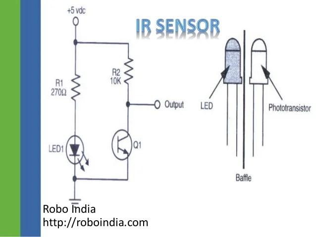 Ir Sensors Circuit