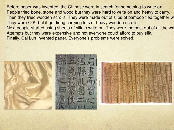Wood Paper Ancient Money Chinese