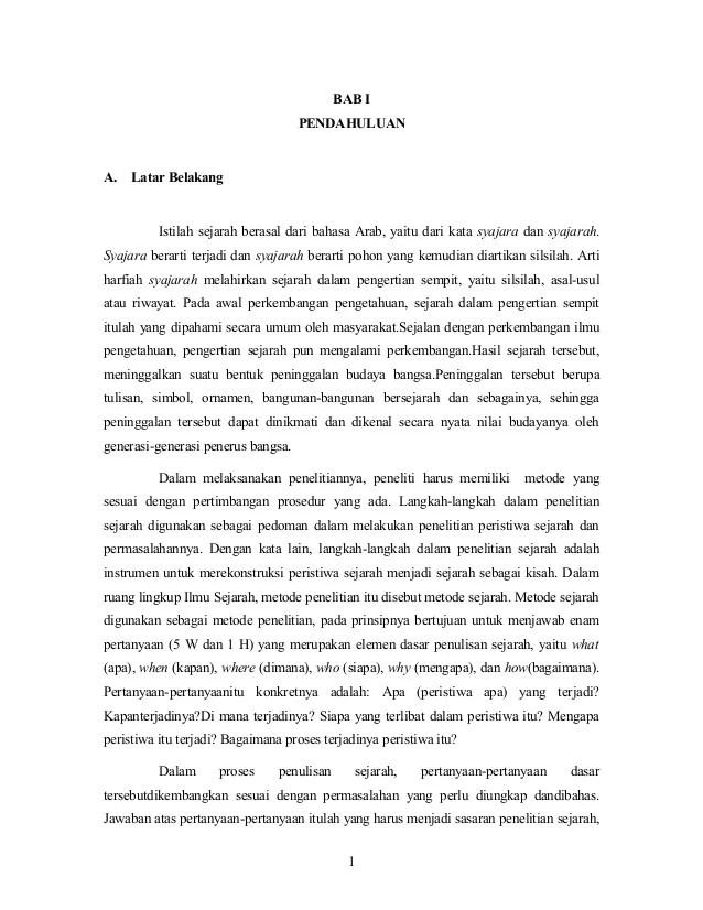 Langkah Penelitian Sejarah : langkah, penelitian, sejarah, Langkah, Pennelitians, Ejarah