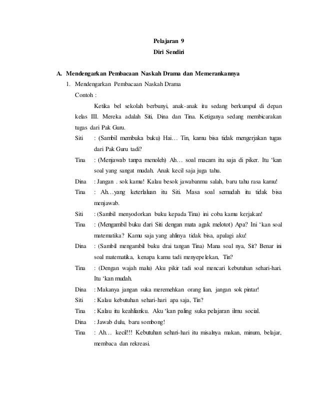 Contoh Dialog Bahasa Inggris Tentang Opinion Contoh 36
