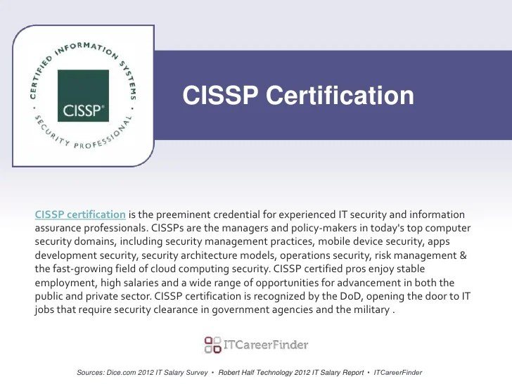 IT Certifications in Demand for 2012  Best Certs to Get a Job