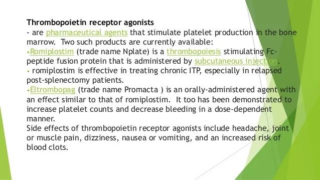 idiopathic thrombocytopinic purpura