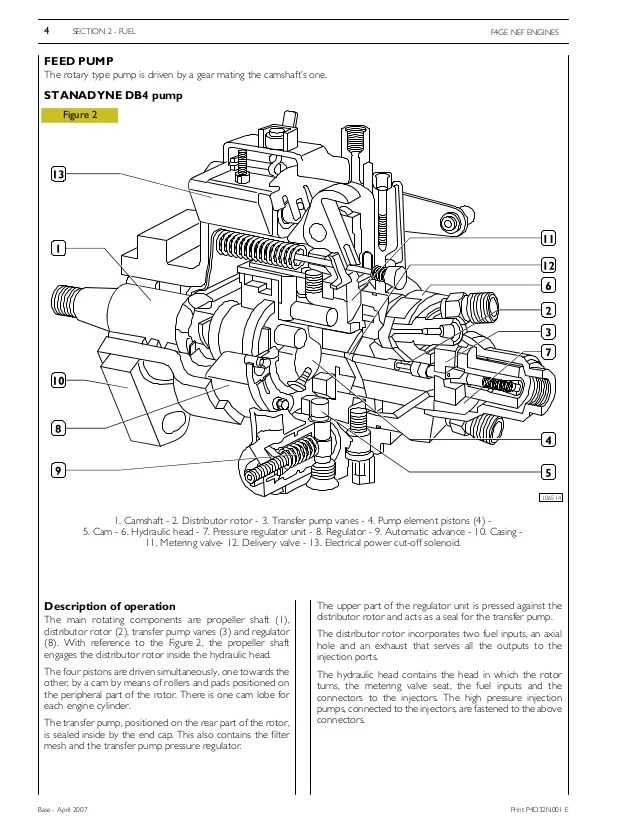 12 valve cummins fuel system diagram hagstrom swede wiring iveco workshop manual 28 1