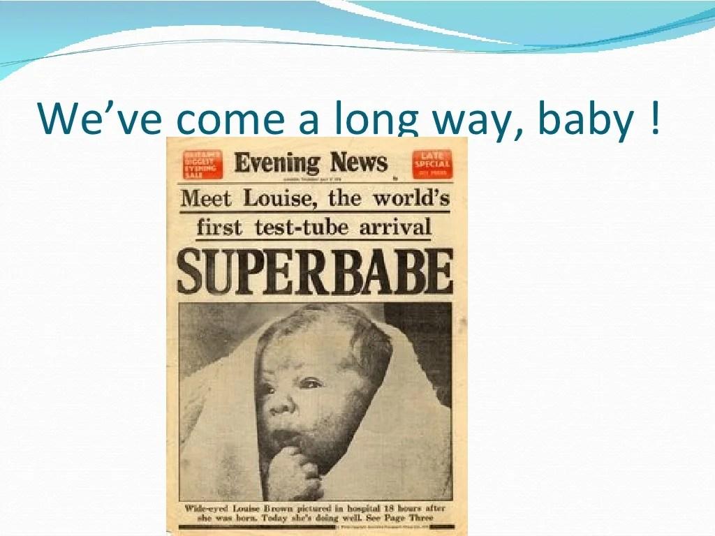 We've come a long way,