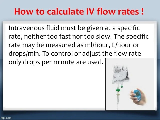 Central catheters also iv fluid therapy types indications doses calculation rh slideshare