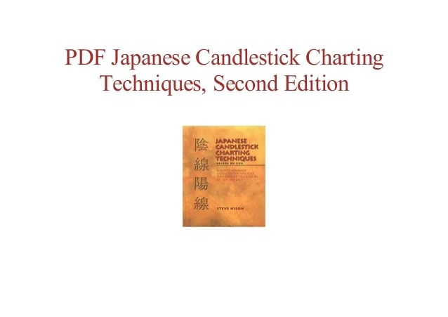 Pdf japanese candlestick charting techniques second edition also full book rh slideshare
