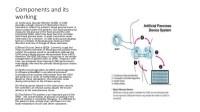 Implantable biosensor with programmed insulin pump