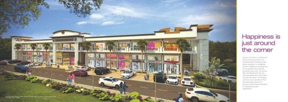 Global City Center, Global City Center Sector-33 Sohna