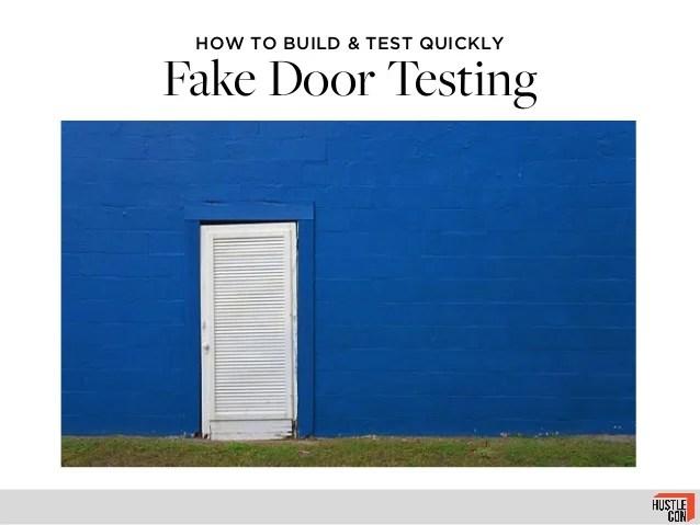 False Door Clips