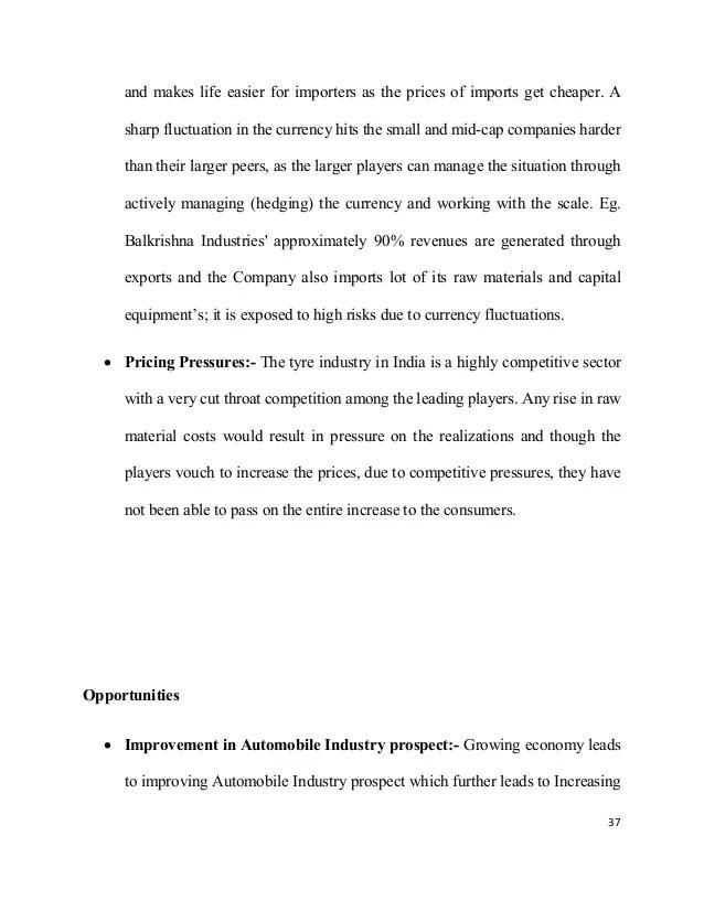 Essay On 911 Jk Tyre Summer Internship Report On Two Wheeler Tyre