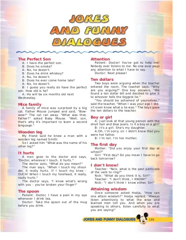 Funny Dialogues In English Between Teacher And Student : funny, dialogues, english, between, teacher, student, Funny, Dialogues