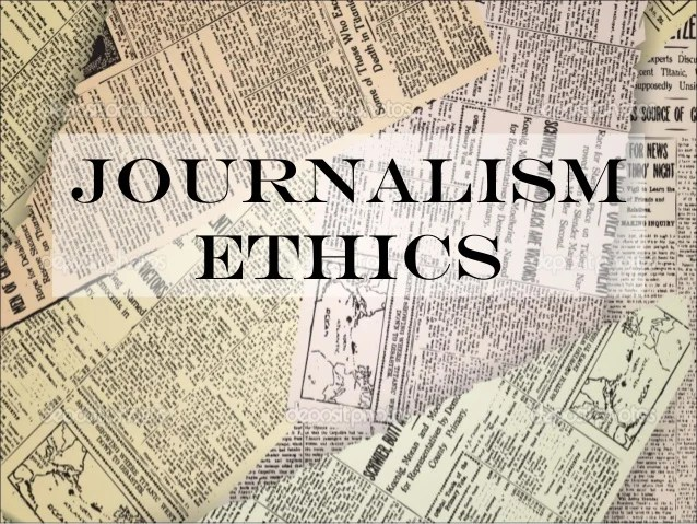Journalism or Abuse? Let's Talk Professional Ethics