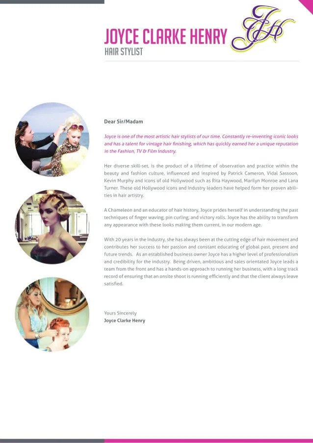 Assistant hair stylist cover letter  thedrudgereort838