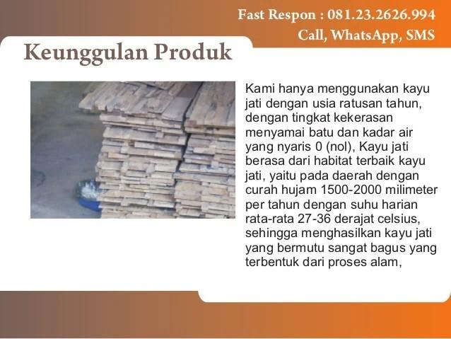 Jual Jati Belanda Di Jakarta Jual Jati Belanda Jakarta
