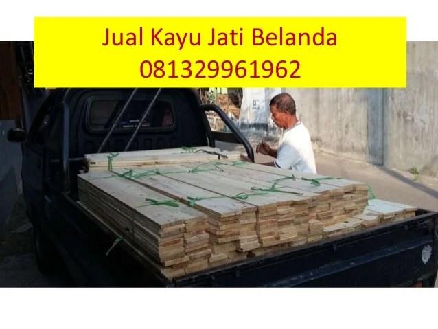 081329961962 Jual Kayu Jati Belanda Jual Kayu Jati