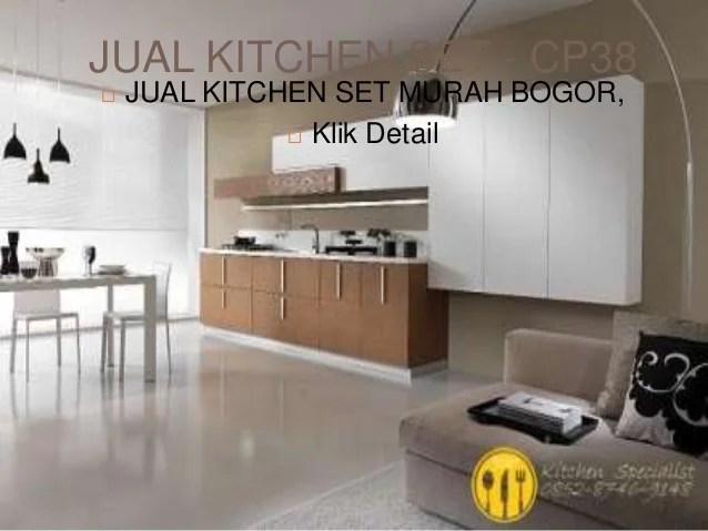Jual Kitchen Set Murah Cikarang
