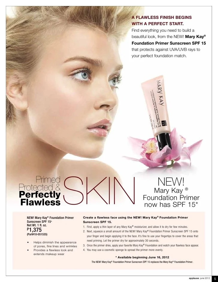 Sunscreen Timewise Mary Kay