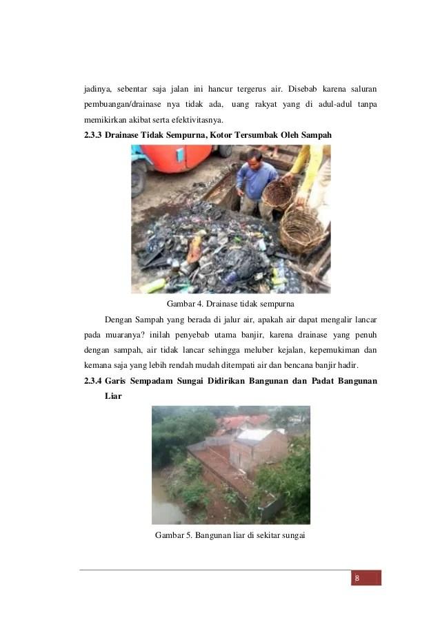 Jurnal Tentang Banjir