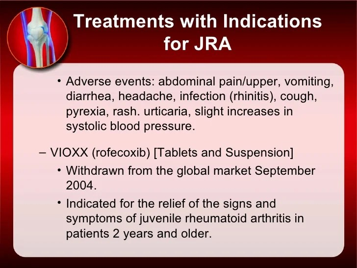 JuvenileRheumatoidArthritisslides
