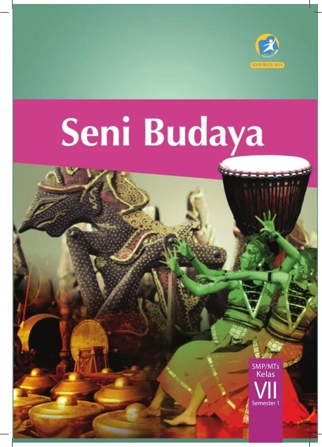Buku Seni Budaya Kelas 10 Kurikulum 2013 : budaya, kelas, kurikulum, Siswa, Budaya, Kelas, Kurikulum