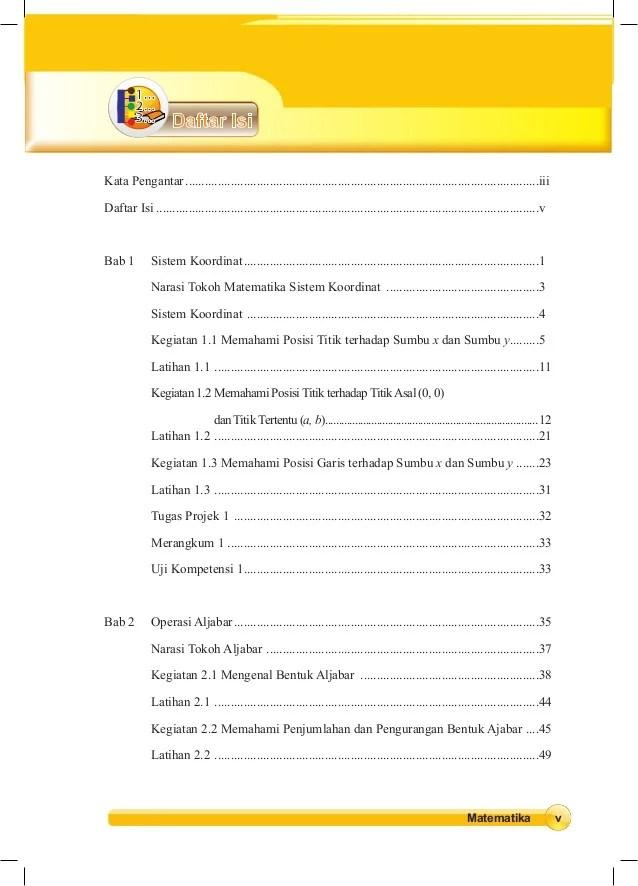 Materi Kelas 8 Semester 2 : materi, kelas, semester, Materi, Matematika, Kelas, Semester, Kurikulum, Revisi, IlmuSosial.id