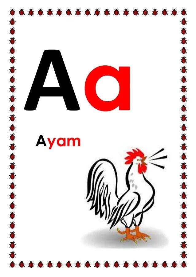 Gambar Ayam Kecil