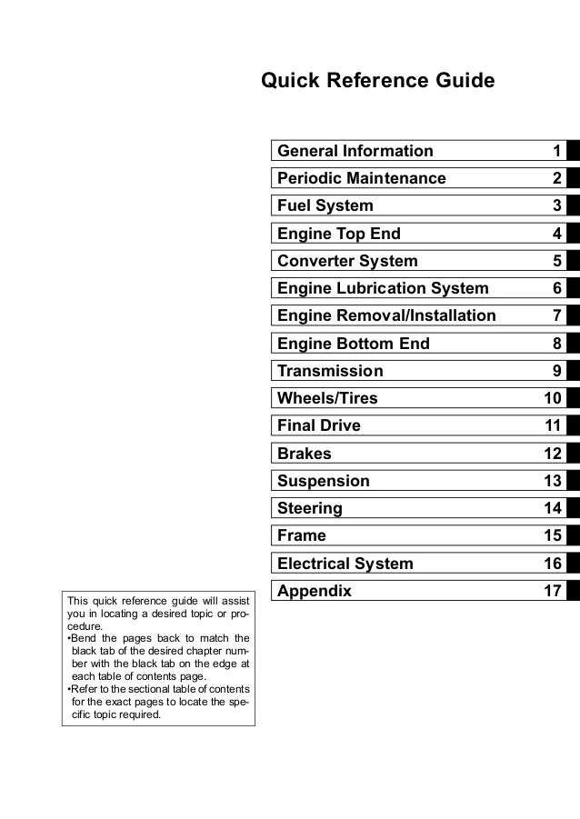 kawasaki mule 3010 ignition wiring diagram circuit 300zx kaf400 600 610 4x4 '05 service manual