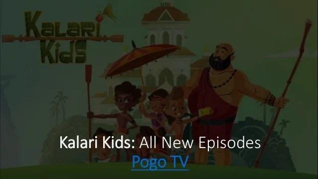 kalari kids all new