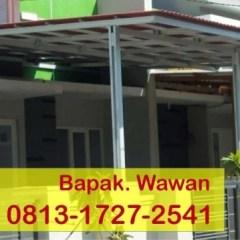 Kanopi Baja Ringan Termurah 0813 1727 2541 Jasa Pasang Murah Di Tangerang