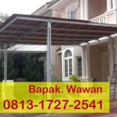 Kanopi Baja Ringan Tangerang 0813 1727 2541 Berkualitas Kota Selata