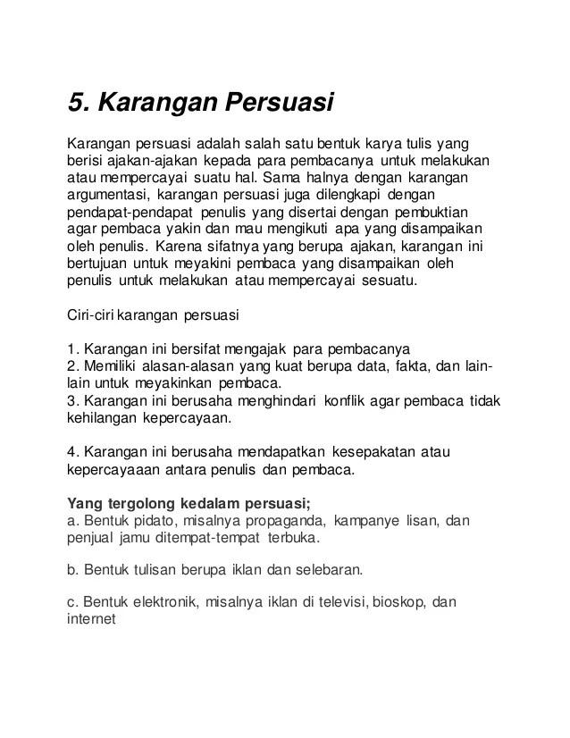 Pengertian Wacana Persuasi : pengertian, wacana, persuasi, Contoh, Materi, Pelajaran, Tesis, Dalam, Persuasi