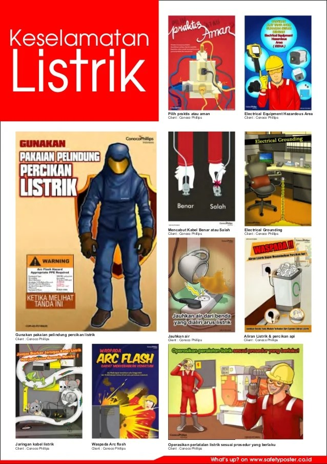 Katalog Safety Poster  Eksklusif