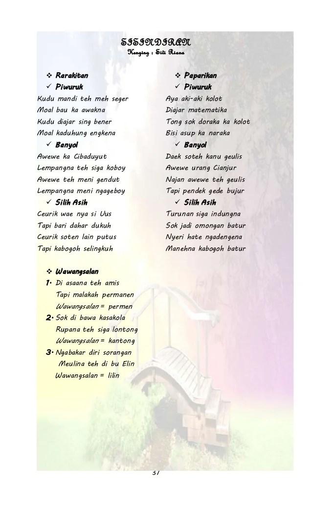 Kata Kata Nyaah Ka Kabogoh : nyaah, kabogoh, Sunda, Nyaah, Kolot, PULSA