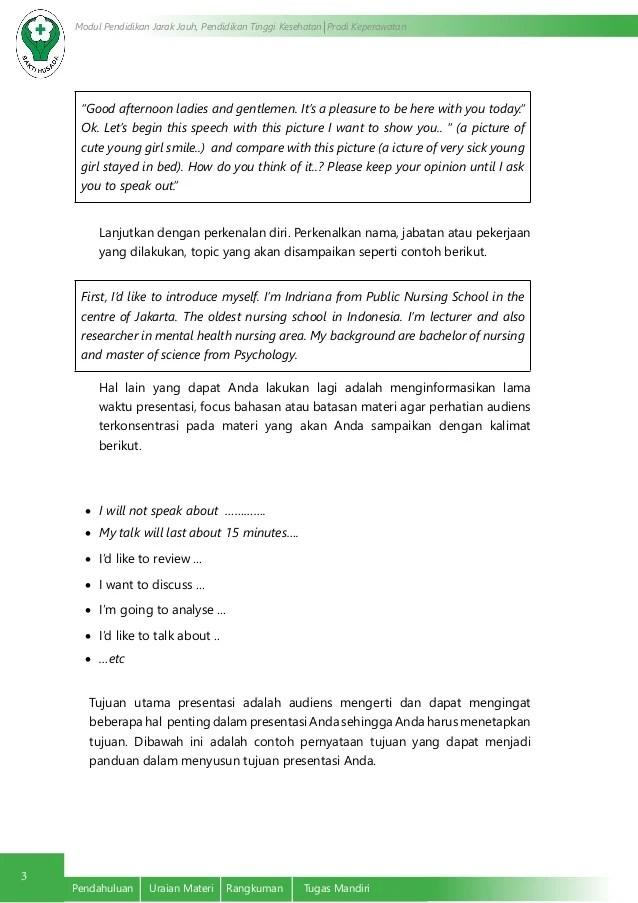 Contoh Menutup Presentasi Dalam Bahasa Inggris Closing Presentation Cuitan Dokter