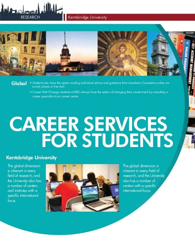 Kentsbridge University Official Brochure