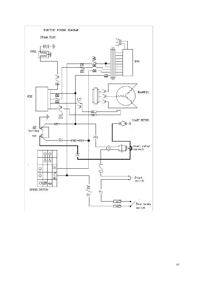2013 Jonway Qt 150 Wiring Diagram