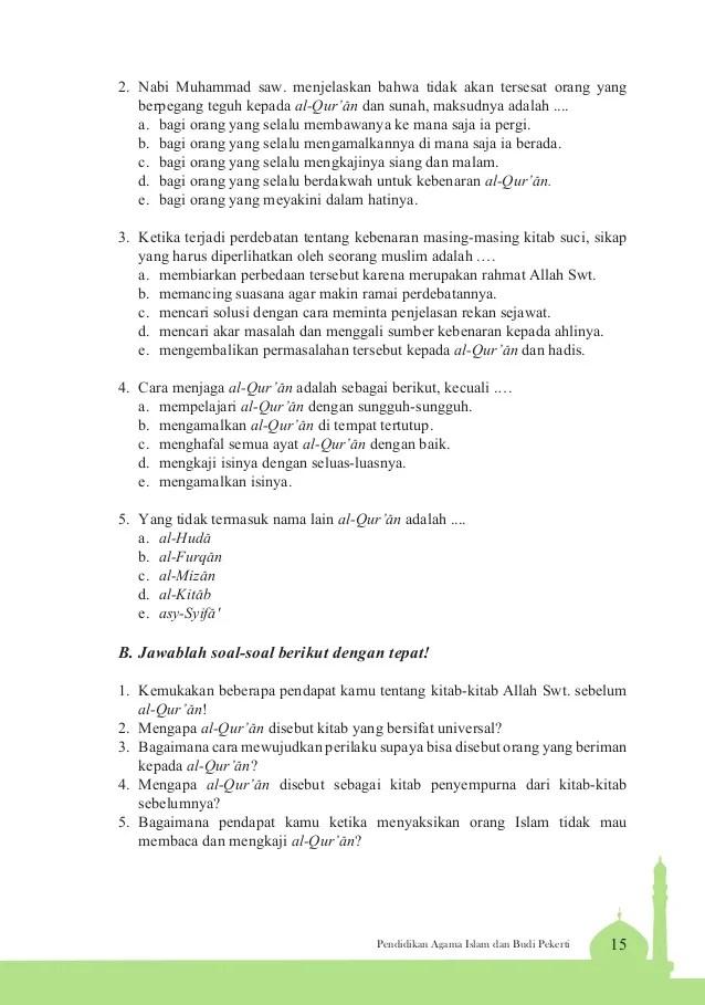 Benarkah Al-Quran Sebagai Kitab Penyempurna? | Yahoo Answers