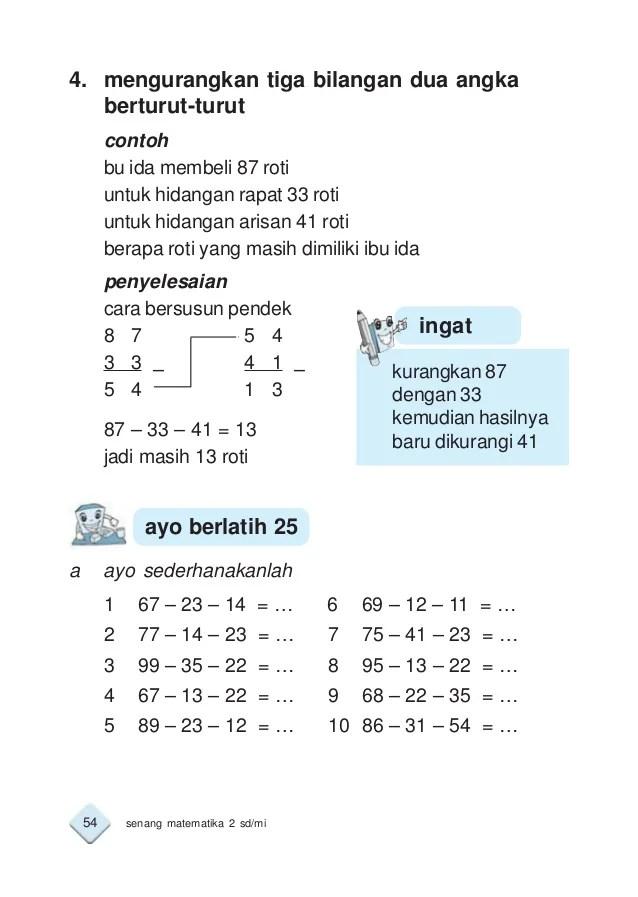 Soal Matematika Kelas 1 Sd Penjumlahan Dan Pengurangan Bersusun : matematika, kelas, penjumlahan, pengurangan, bersusun, Contoh, Pengurangan, Bersusun, Kelas, Unduh, Cute766