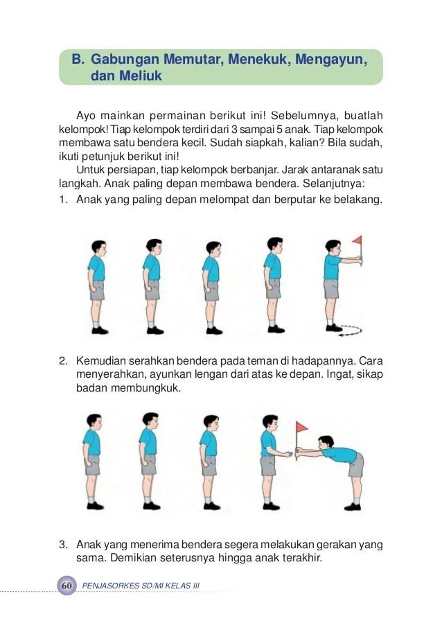 Kombinasi Gerakan Berjalan Meliuk Dan Mengayun Dilakukan Dengan Posisi Awal : kombinasi, gerakan, berjalan, meliuk, mengayun, dilakukan, dengan, posisi, BAHAN, PENJASORKES, KELAS