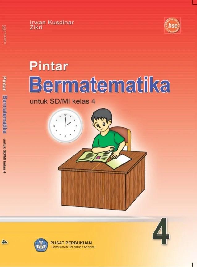 Matematika Kelas 4 Sd : matematika, kelas, Pintar, Bermatematika, Matematika, Untuk, Kelas