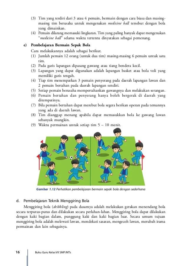 Jelaskan Pengertian Menggiring Bola : jelaskan, pengertian, menggiring, Tujuan, Menggiring, Permainan, Sepak, Belajar