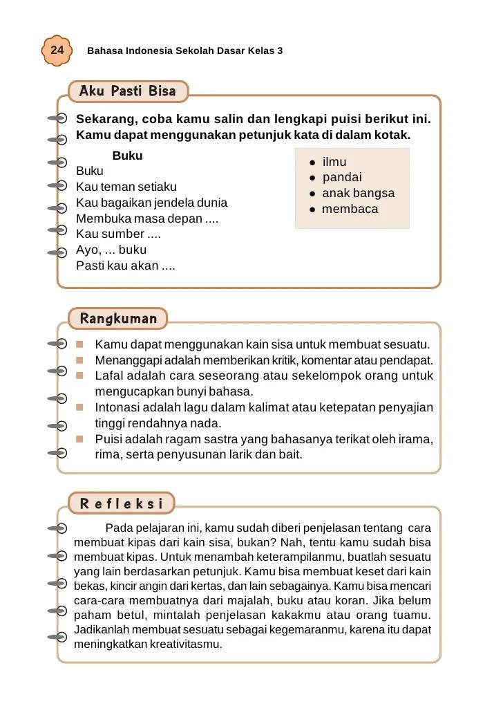 Kelas iii sd bahasa indonesia_umri nuraini