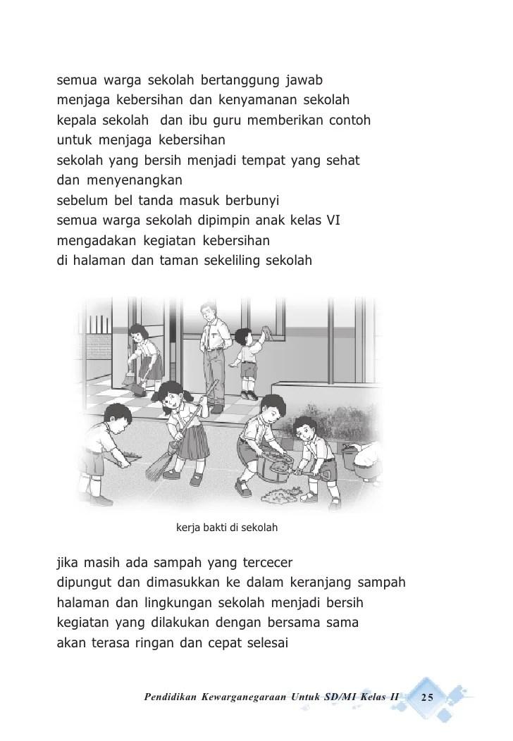 Kelas ii sd pkn_sajari