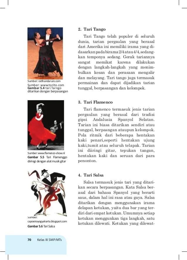 Pengertian Tari Salsa : pengertian, salsa, Kelas, Senibudaya