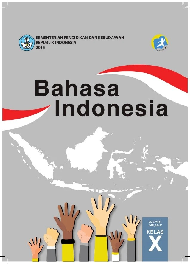 Bahasa Indonesia Kelas 10 : bahasa, indonesia, kelas, Bahasa, Indonesia, Kelas, Kurikulum, Revisi