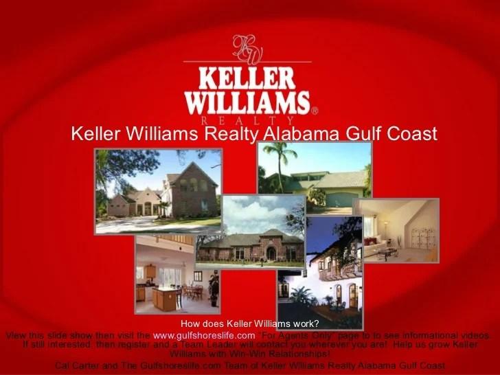 Keller Williams Realty Slide Show For Prospective Agents