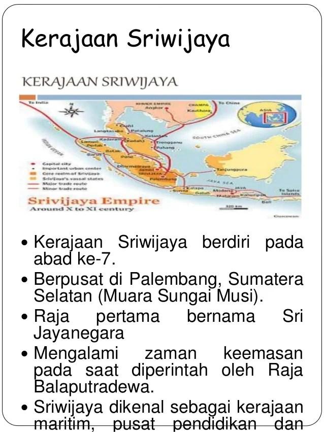Sriwijaya Dikenal Sebagai Kerajaan Maritim Dengan Bukti : sriwijaya, dikenal, sebagai, kerajaan, maritim, dengan, bukti, Kerajaan, Indonesia