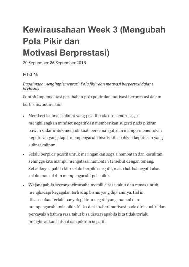 Motif Berprestasi Kewirausahaan : motif, berprestasi, kewirausahaan, Kewirausahaan, September, 2018)